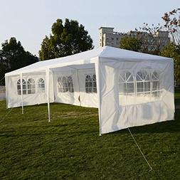 Winixson 10'x30'Canopy Party Wedding Outdoor Tent Heavy duty