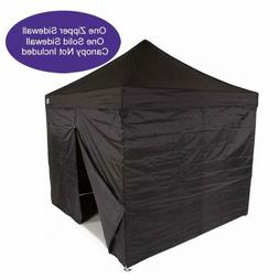Impact Canopy 10-Foot Canopy Tent Wall Set, 1 Solid Sidewall