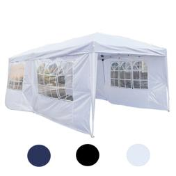 10 x 20 EZ Pop Up Canopy Tent Patio Shade Shelter Outdoor We