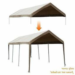 10 x 20 feet carport replacement top