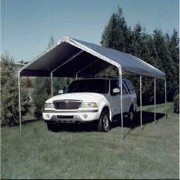 King Canopy 10 x 20 ft. Universal Canopy Carport