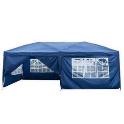10'x 20' Pop-Up Gazebo Waterproof Party Tent Folding Canopy