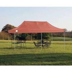 Shelterlogic 10 x 20 Straight Leg Pro Series Pop Up Canopy
