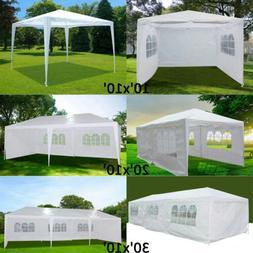 Quictent® 10'x10'/20'/30' Heavy Duty Outdoor Wedding Gazebo