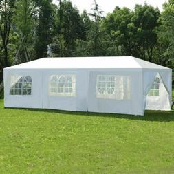 10'x10'/20'/30' Patio Party Tent Wedding Canopy Heavy duty O