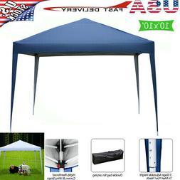 10 x10 ez pop up canopy outdoor