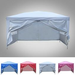 10'x10' Patio Party Canopy Tent Outdoor Wedding Garden Lawn
