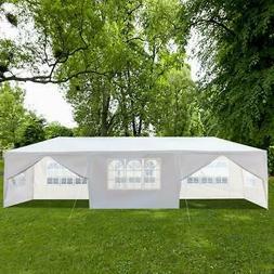 10'x30' Outdoor Gazebo Canopy Tent Wedding Party Tent Patio