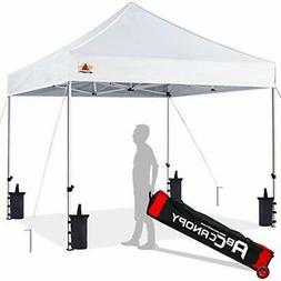 ABCCANOPY 10x10 Canopy Tent Pop up Canopy Outdoor Canopy Com