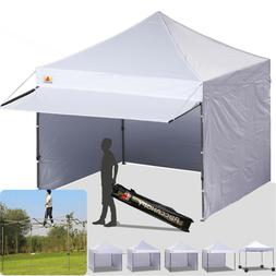 ABCCANOPY 10x10  Easy Pop up Canopy Tent Package Awning