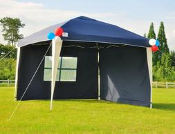 10x10 Heavy Duty Canopy EZ Pop Up Canopy Instant Party Tent