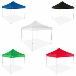 Impact Canopy 10x10 Pop up Canopy Tent Heavy Duty Steel Comm