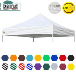 10x10 Replacement Patio Canopy Top Cover Fit EZ POP UP Patio