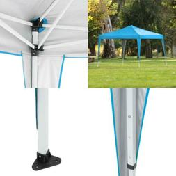 Best Choice Products 10x10ft Pop Up Canopy - Light Blue