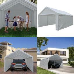 Abba Patio 12 X 20-Feet Heavy Duty Carport, Car Canopy Shelt