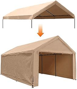 12 X 20 Feet Portable Heavy Duty Canopy Garage Tent Carport