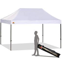 ABCCANOPY 10x15 Ez Pop-up Canopy Tent Commercial Instant Can