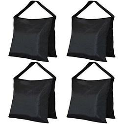 4 Counter Photo Studio Empty Sandbags Sand Weight Bags For L