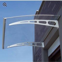 "40""x 55"" Modern Aluminum patio window door and porch awnings"