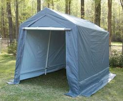 King Canopy 7 by 12-Feet Garage - Fully Enclosed
