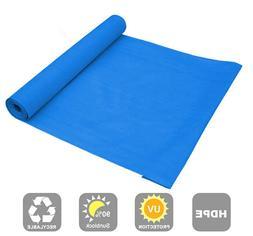 Shatex 90% Blue Color SunBlock Shade Cloth for Yard Pergola