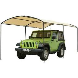 ShelterLogic 9x16 ft. Monarc Round Top Canopy 1.37 in. Steel