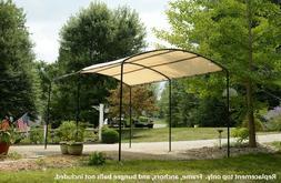ShelterLogic Monarc 10'x18' Canopy Sandstone