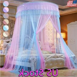 Bed King Tent Curtain Netting Ceiling-Mounted Princess Mosqu