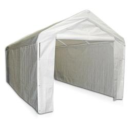 Canopy Garage Side Wall Kit 10x20 Car Shelter Big Tent Parki