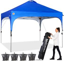 Canopy Tent 10x10 Pop Up Canopy Outdoor Canopies Super Comap