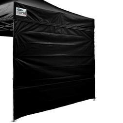 Eurmax Ez Pop Up Canopy Gazebo Accessory-10Ft Side Back Wall