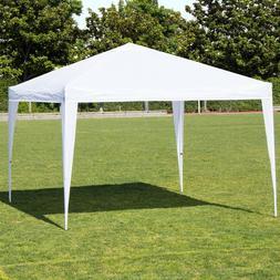 EZ Pop Up Canopy Tent W/ Carrying Case 10x10
