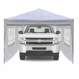 Garage Carport Canopy Tent 30x10 Portable Outdoor Event Shel
