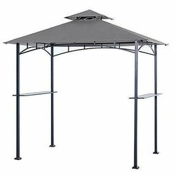 ABCCANOPY Grill Shelter Replacement Canopy Roof ONLY FIT