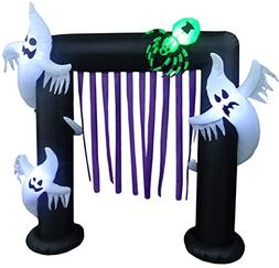 Impact Canopy Halloween Inflatable Yard Decoration, Blow Up
