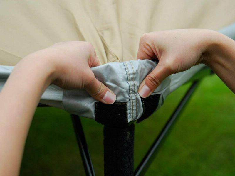 Abba 10 Ft Outdoor up Portable Folding