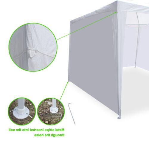 """Heavy Duty 10""""x10"""" Outdoor Tent Gazebo Walls"""