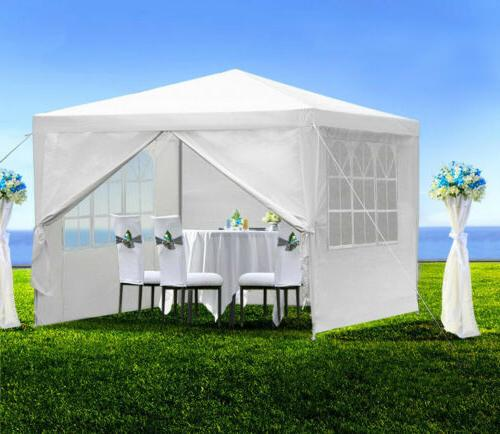 10' x Party Tent Events Wedding Patio