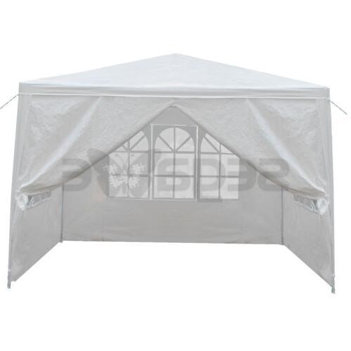 """Heavy Duty 10""""x10"""" Outdoor Tent Gazebo 4 Walls"""