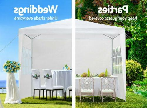 10' x 10' Party Tent Events Wedding 4