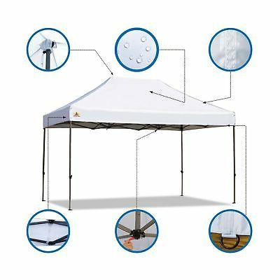 ABCCANOPY 10 x Ez Canopy Tent Commercial Canopy with Roller...