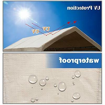 Abba 10 x Canopy Cover