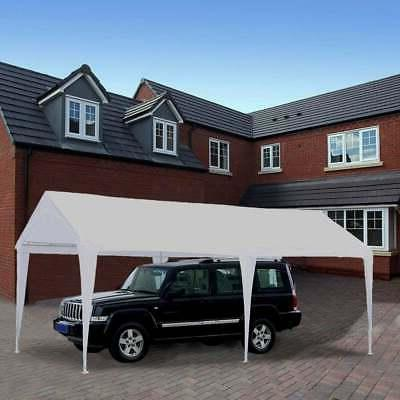 20 Outdoor Carport Canopy with White