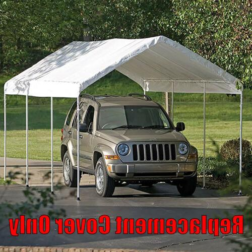 10 20 Roof Cover Tarp Replacement Canopy Heavy