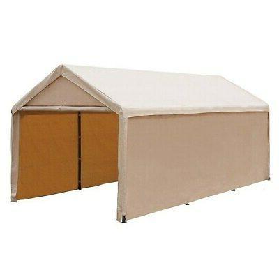 Abba Patio 20 feet, Steel-framed Enclosed Canopy 10 20