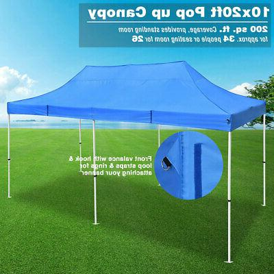 10' Patio UP Party Tent Canopy