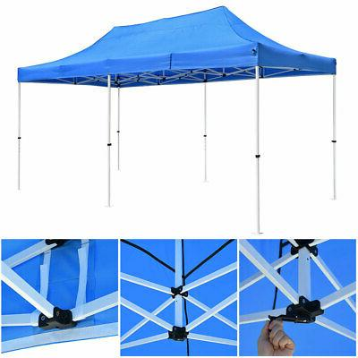 10' Patio UP Tent Wedding Canopy W/Carry