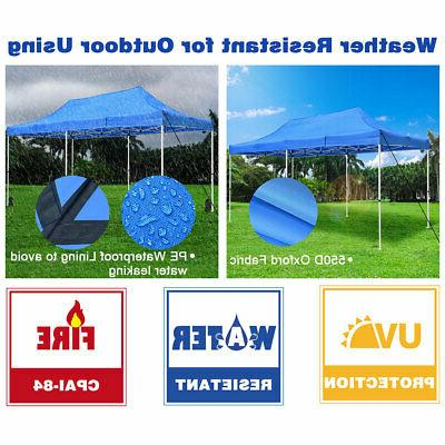 10' X 20' UP Tent Wedding Canopy W/Carry