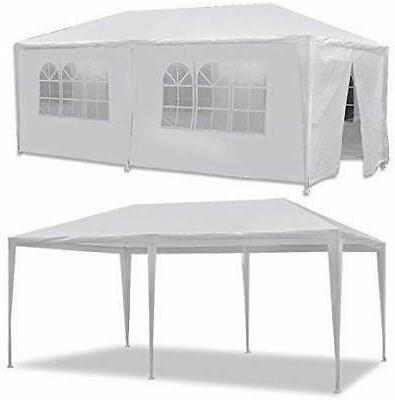 10 x 20 Party Wedding Patio Gazebo/Pop Up Tent Canopy Pavili