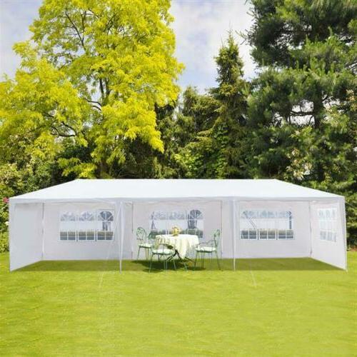 10' Heavy Duty Tent Carport Car Shelter Steel